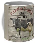 Farm To Table Dairy-jp2629 Coffee Mug
