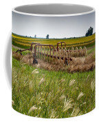 Farm Work Wiind And Rain Coffee Mug