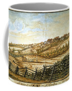Farmer Plowing Coffee Mug