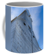 Farmers Grain Elevator, Power, Montana Coffee Mug