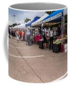 Farmers Market Before The Crowd Coffee Mug