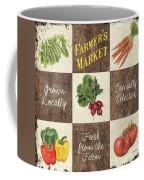 Farmer's Market Patch Coffee Mug