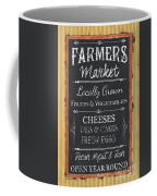 Farmer's Market Signs Coffee Mug