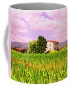 Farmhouse In Tuscany Coffee Mug