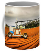 Farming Field Equipment Coffee Mug