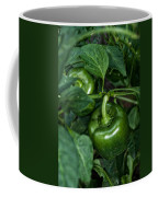 Farming Green Peppers Coffee Mug