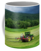 Farming New York State Before The July Storm 02 Coffee Mug