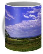 Farmland In Gettysburg Version II Coffee Mug