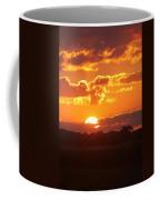 Farmland Sunset Coffee Mug