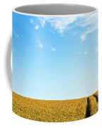 Farmland To The Horizon 1 Coffee Mug