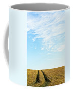 Farmland To The Horizon 2 Coffee Mug