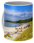 Faro Beach Coffee Mug