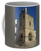 Faro Main Church Bells Tower Coffee Mug