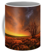 Fascinations - Warm Light And Rumbles Of Thunder In The Oklahoma Panhandle Coffee Mug