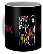 Punk Rock Alternative Style Design Coffee Mug