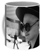 Fashionably Late  Coffee Mug