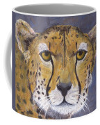 Fast Cat Coffee Mug