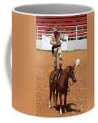 Fast Draw Cowboy Coffee Mug