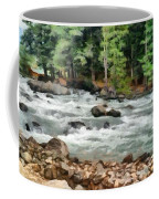 Fast Flowing Lidder Coffee Mug