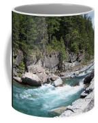 Fast River Coffee Mug