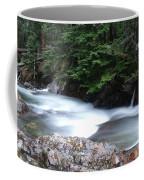Fast Water Tumbling Fast  Coffee Mug