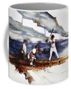 Fastball Coffee Mug