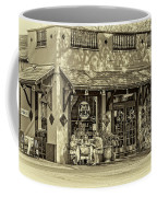 Fat Hen Grocery Sepia Coffee Mug