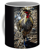 Fat Tuesday - Mardi Gras Chicken Coffee Mug