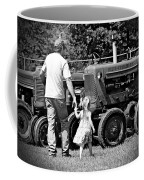 Father/daughter Day Coffee Mug by Rick Morgan