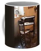 Father Serra's Desk Coffee Mug