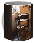 Father Serra's Desk Coffee Mug