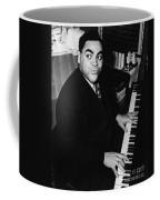 Fats Waller, American Composer Coffee Mug