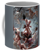 Faust's Vision Coffee Mug by Luis Riccardo Falero