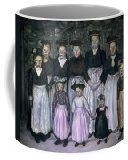 Fautrier: Sunday Stroll Coffee Mug