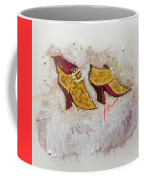 Favorite Shoes Coffee Mug