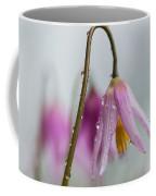 Fawn Lilies In The Rain Coffee Mug