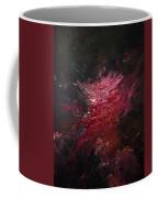 Fear Series, Iv Coffee Mug by Daniel Hannih