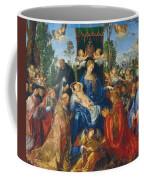 Feast Of Rose Garlands Coffee Mug