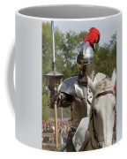 Knight With Lance Coffee Mug