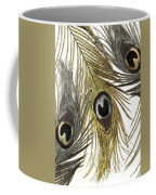 Feather Fashion Coffee Mug