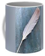 Feather Of A Dove Coffee Mug