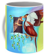 Feather Touch Coffee Mug