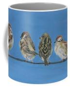 Feathered Friends Coffee Mug