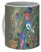 Feathered Splendor Coffee Mug