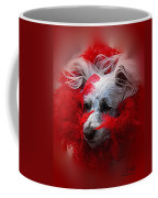Feathers Of Red Coffee Mug