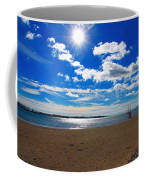 February Blue Coffee Mug