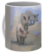 Feed Time Coffee Mug