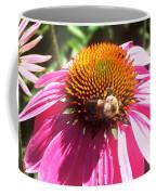 Feeding Off The Flower Coffee Mug