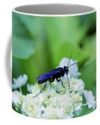 Feeding Insect Coffee Mug