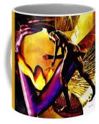 Feeding The Fire Within Coffee Mug by Sarah Loft